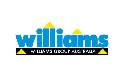 Williams Concrete Logo byron bay